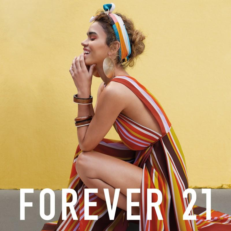 BOGO 50% Summer Sale May 24 - May 30 from Forever 21