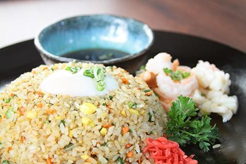 Try our New Fried Rice