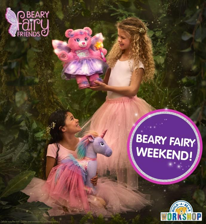 Beary Fairy Friends Magical Weekends