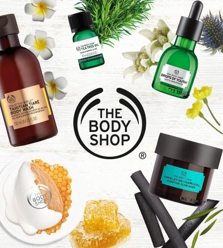 Mall Appreciation Week from The Body Shop