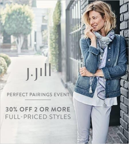 30% Off Sale from J.Jill