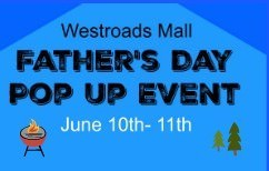 Father's Day Pop-Up Event