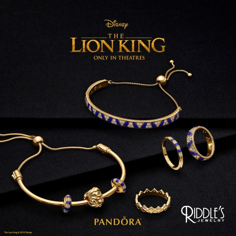 Pandora's New Collection - Disney's The Lion King from Riddle's Jewelry