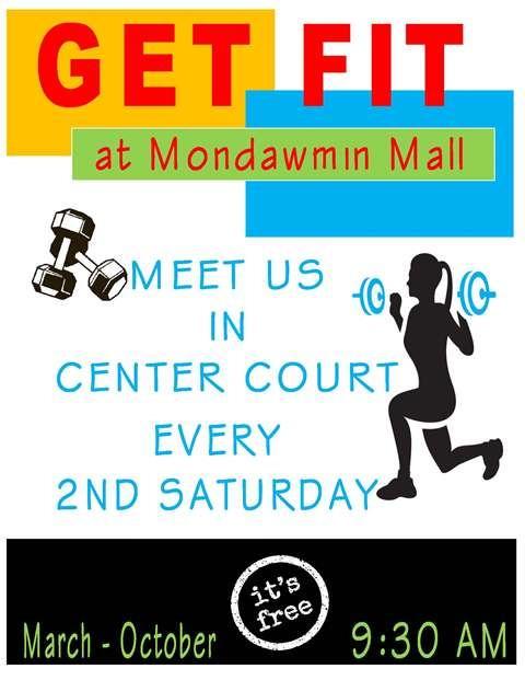 Get Fit at Mondawmin Mall