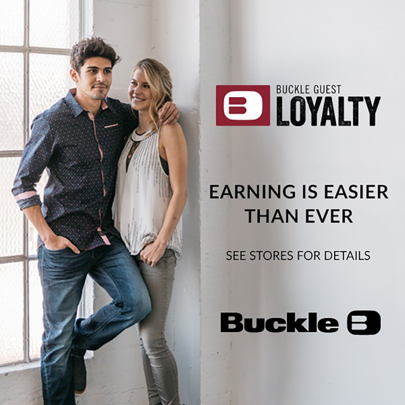 Buckle Guest Loyalty Program
