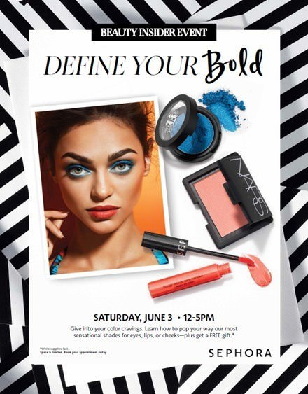 Be Bold Event