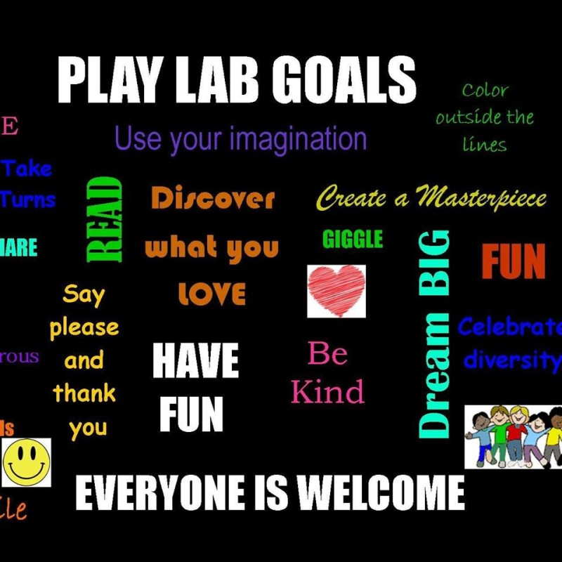 May Play Lab Activities