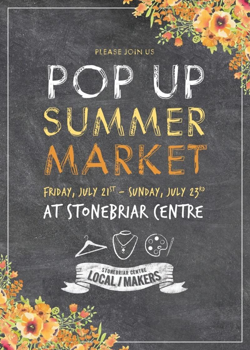 Pop Up Summer Market