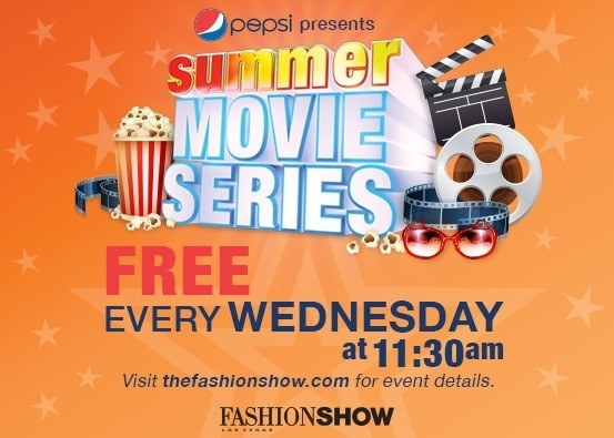 FREE Summer Movie Series!