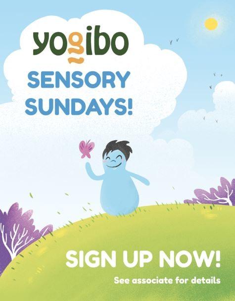 Sensory Sunday's!