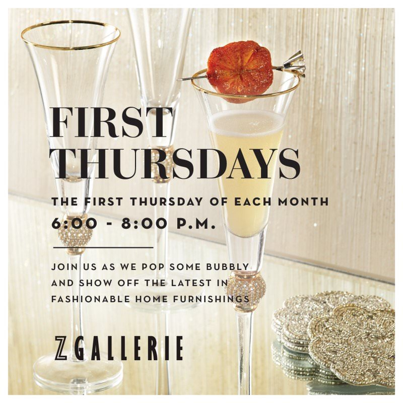 Join Us Every Thursday