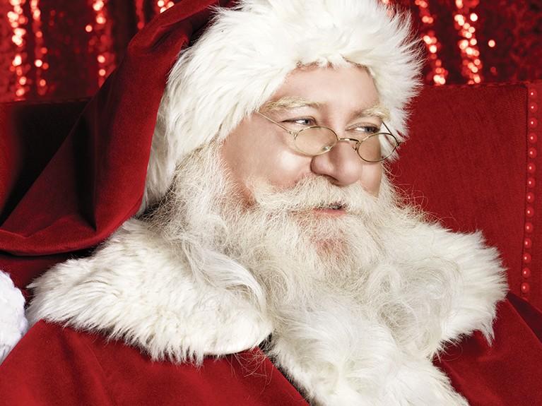 Grandparent's Night with Santa